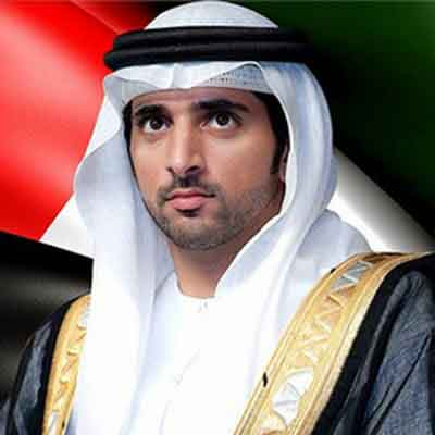 الشيخ حمدان بن محمد آل مكتوم